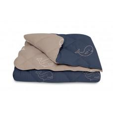 """Одеяло """"WASHED COTTON"""" light 200*210см Комбинированный киты"""